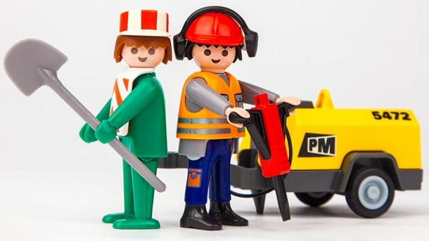 Playmobil-trabajadores-de-la-construcción-antes-y-ahora
